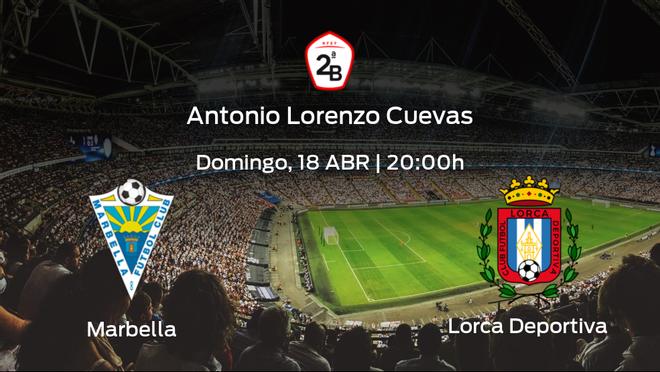 Previa del partido: el Marbella recibe en su feudo al Lorca Deportiva