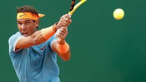 Nadal debuta en el Masters 1000 de Montecarlo