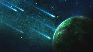 El origen del agua en la Tierra podría estar en los meteoritos