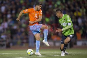 América y Juárez disputaron una final de la Copa MX