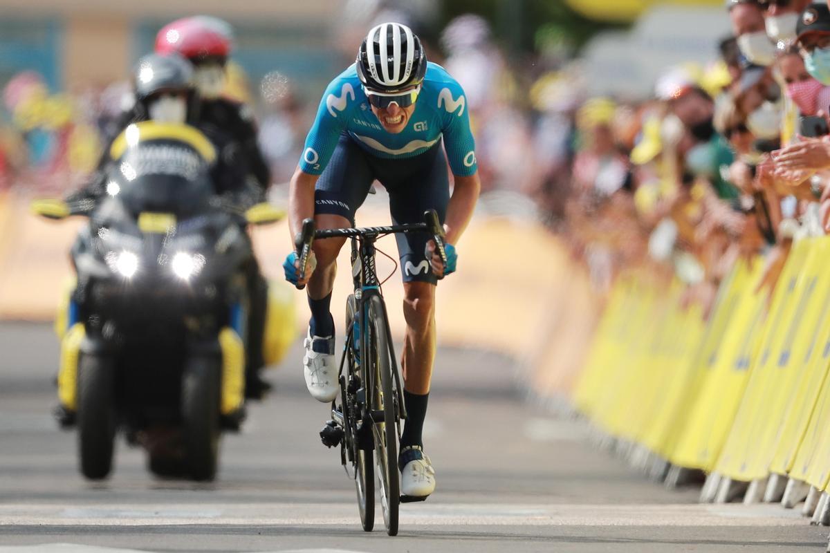 Enric Mas saldrá a por todas en la Vuelta