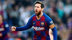Leo Messi, jugador de un solo club
