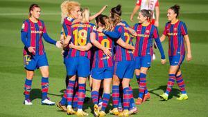 El Barcelona tiene ganas de Champions