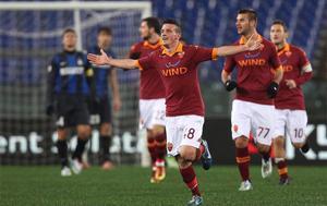 El nombre de Florenzi ha cobrado fuerza en Italia como objetivo del United