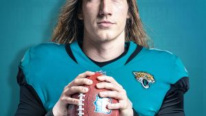 Trevor Lawrence, la elección número 1 del Draft de la NFL 2021.