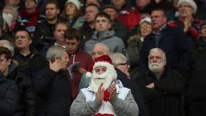 El Boxing Day es la jornada más especial de la temporada en el fútbol británico