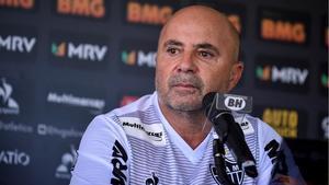 Sampaoli cambiará el At. Mineiro por el Olympique de Marsella