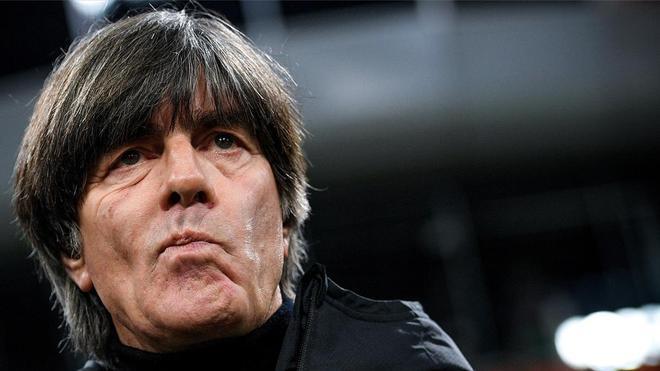 Löw explica la derrota de Alemania (36 partidos después) contra Macedonia del Norte