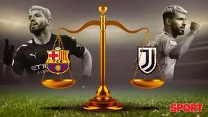 El Barça tiene en su agenda al Kun Agüero