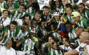 El Atlético Nacional ganó la Libertadores