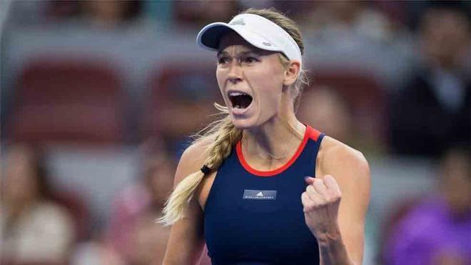 Wozniacki ganó en China
