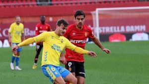 Las Palmas arribará al encuentro tras vencer a los dos primeros equipos de LaLiga SmartBank