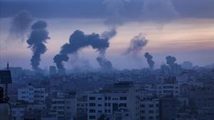 Continua la escalada de violencia en Palestina por los ataques israelís