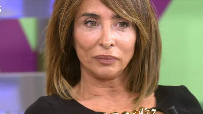 Este es el sorprendente resultado de la abdominoplastia de María Patiño