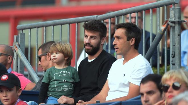 Piqué, en Andorra para ver los cuartos de final del World Padel Tour