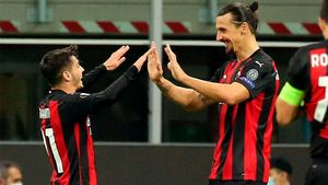 Brahim vuelve a marcar en la Europa League