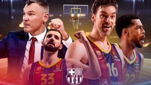 ¡El Barça se proclama campeón de la Liga Endesa!