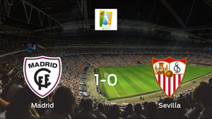 El Madrid CFF gana 1-0 al Sevilla Femenino y se lleva los tres puntos