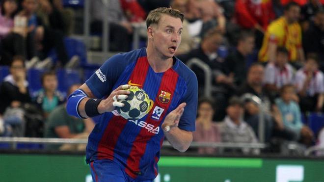 Filip Jicha se despide del FC Barcelona Lassa tras dos temporadas