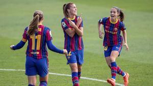 Patri Guijarro renueva con el Barcelona