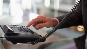 ¿Es el final de las líneas fijas de teléfono?