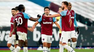 El resumen de la victoria del West Ham al Burnley