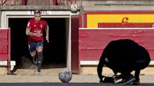 Osasuna presenta el regreso del Chimy: qué ganas de verle marcar de nuevo