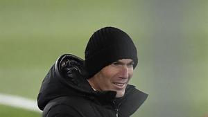 Zidane está a la expectativa de un nuevo PCR