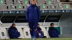 Ronald, entrenador del FC Barcelona