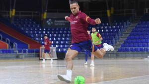 Ferrao está muy cerca de reaparecer con el Barça