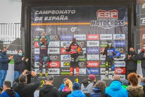 Octavo título nacional de motocross para para Gabriela Seisdedos