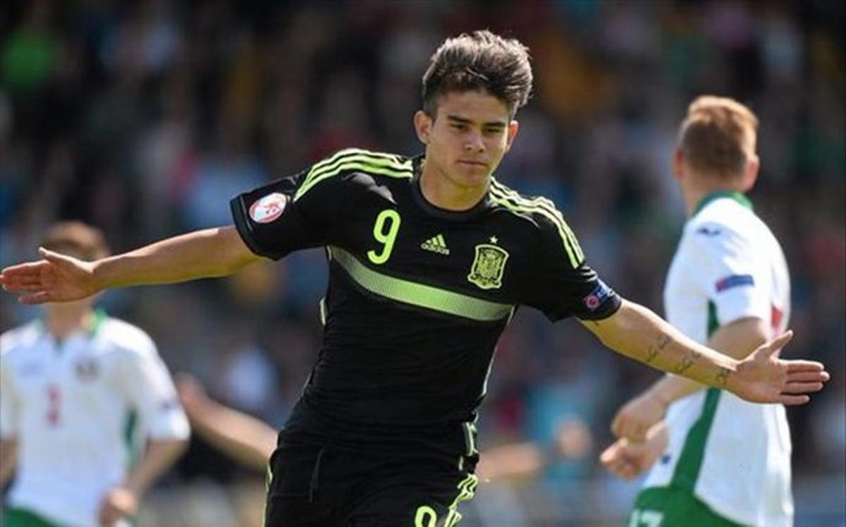 Kuki, un referente en Málaga y en las inferiores de la selección