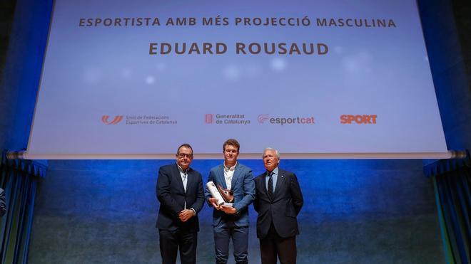 Eduard Rousaud: Premio Proyección masculino
