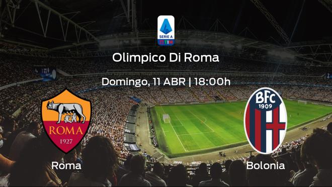 Previa del encuentro de la jornada 30: AS Roma contra Bolonia
