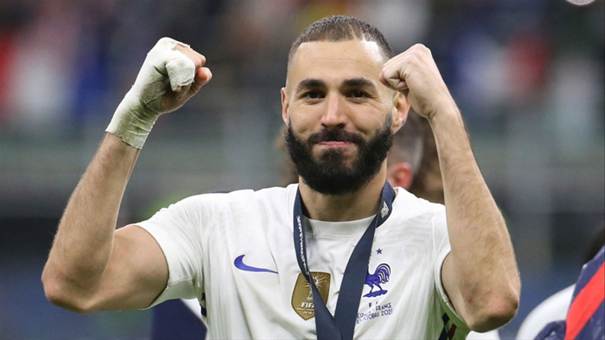 Karim Benzema, el hombre fuerte de Francia