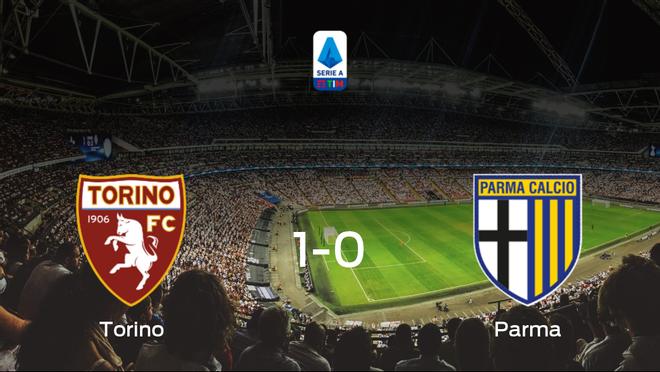 El Torino logra una ajustada victoria en casa ante el Parma (1-0)