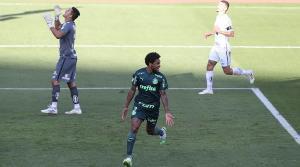Este partido se llevó a cabo en el mítico estadio Morumbí