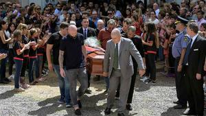 El último adiós de Emiliano Sala