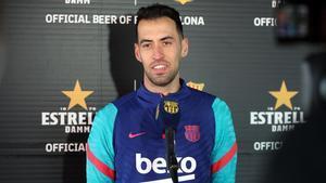 Busquets: Messi es el mejor del mundo y nuestras opciones son más grandes si está