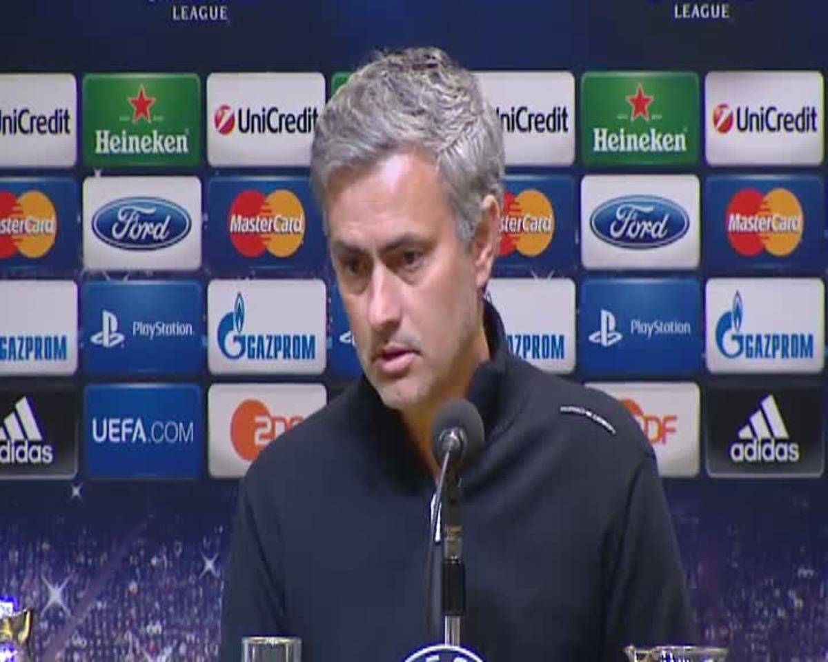 Mourinho cree que la remontada es posible