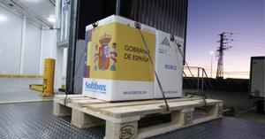 La imagen del día: llegan las primeras vacunas contra la Covid-19 a España