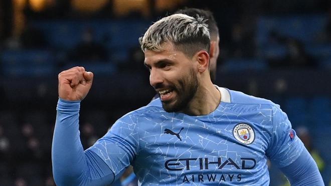 De leyenda: los números de Agüero en el Manchester City