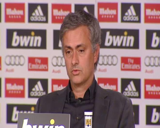 Mourinho: Se ha faltado mucho al respeto a Adán