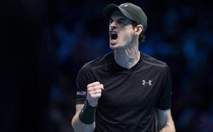 Victoria agónica de Andy Murray para estar en su primera final de un Masters... y defender su número uno