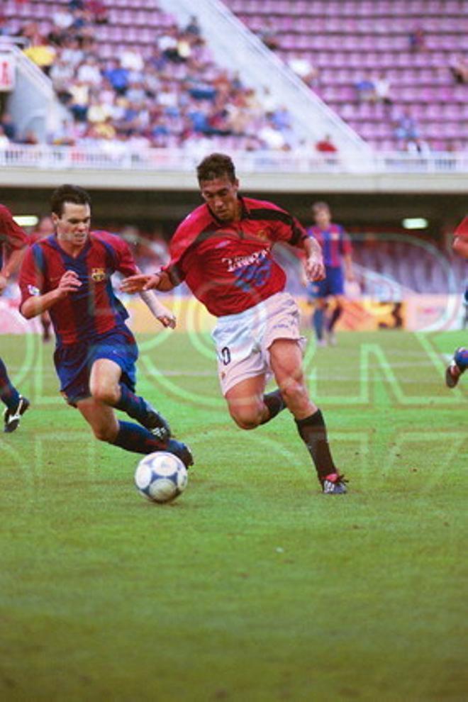 23. Andrés Iniesta 2002-03