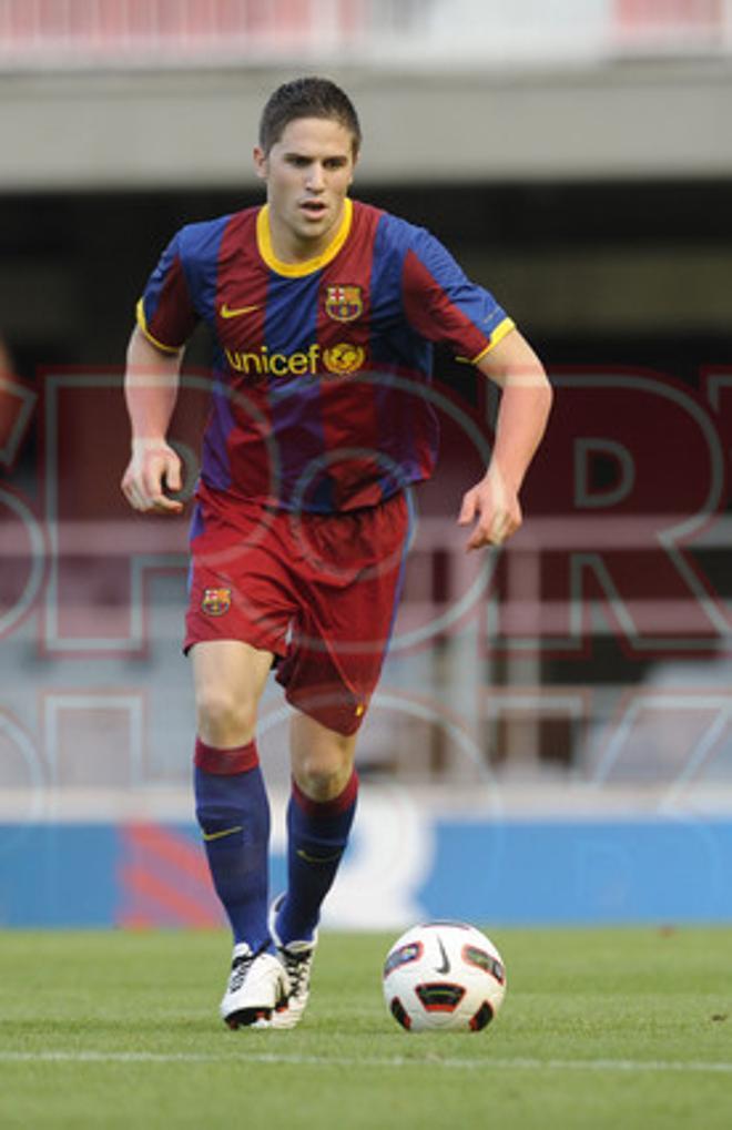 15. Andreu Fontàs 2010-11