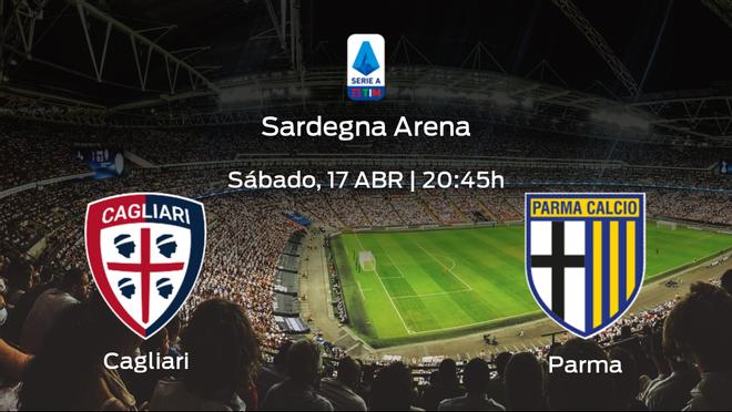 Previa del partido: el Cagliari recibe al Parma