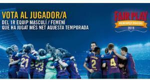 La ABJ anuncia la apertura de las votaciones del décimo Premi Barça Jugadors