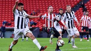 El Levante de Paco López busca acceder a su primera final de Copa del Rey
