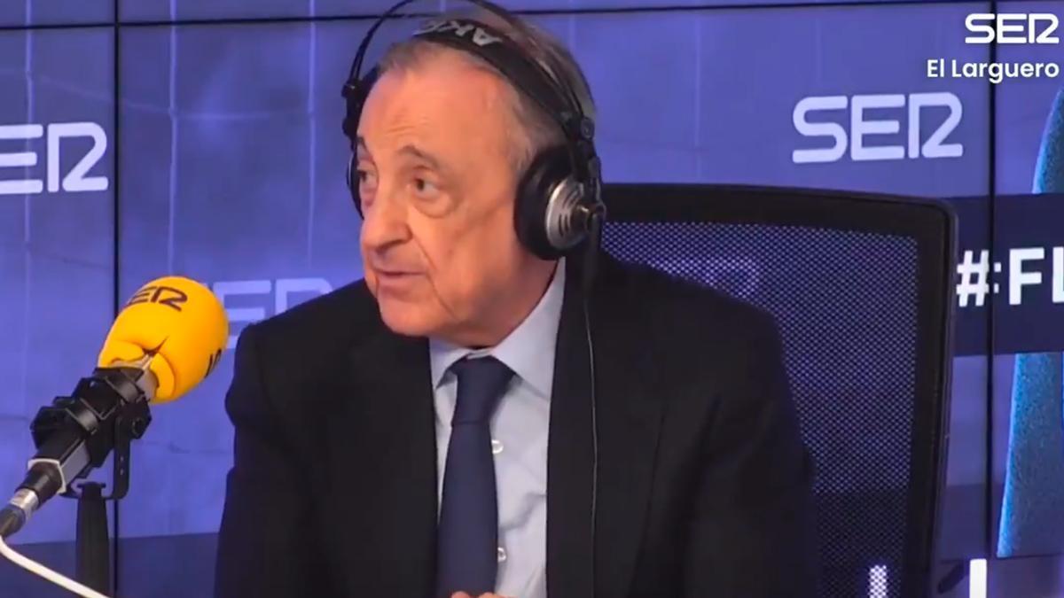 Florentino: Estoy decepcionado. Llevamos trabajando tres años en este proyecto
